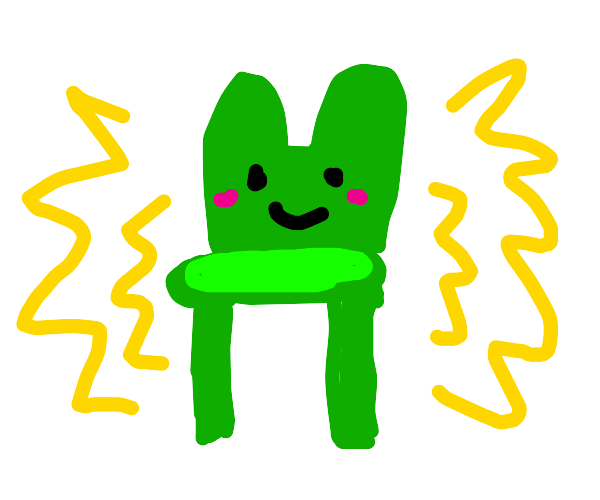 FROGGY CHAIR