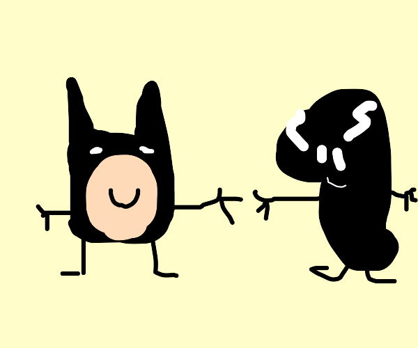 Batman hiring Orca
