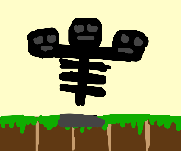 the wither (minecraft)