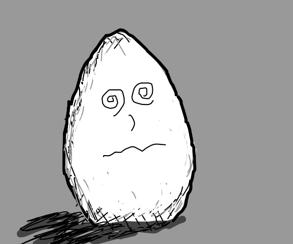 A hypnotized egg