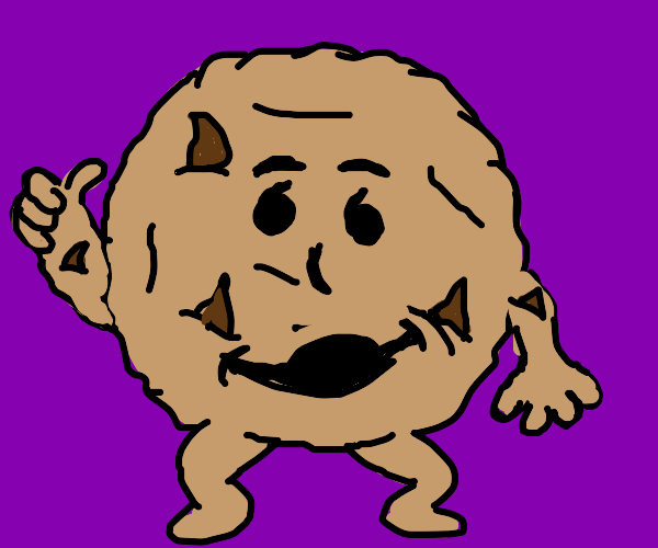 kool-aid guy but he's a cookie
