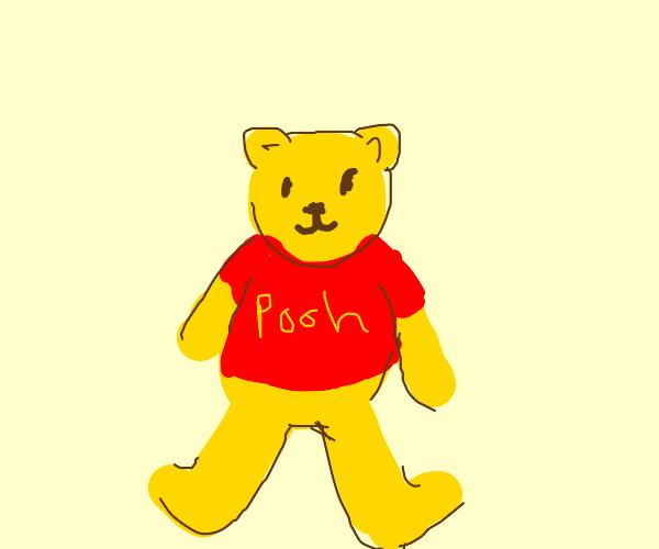 pooh bear!!