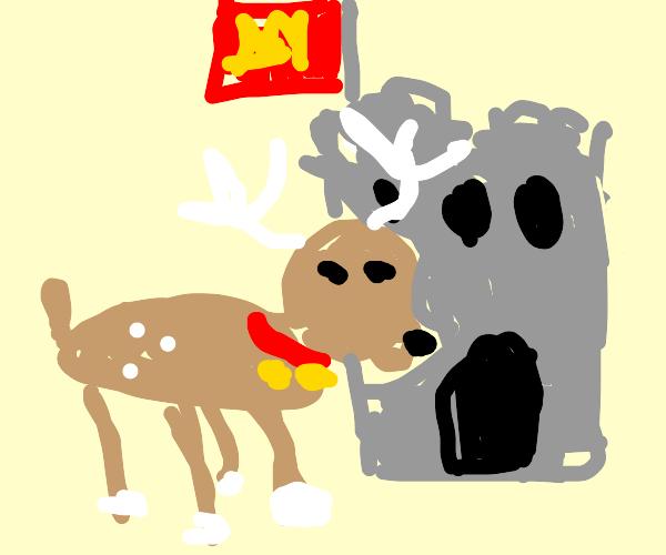 reindeer castle