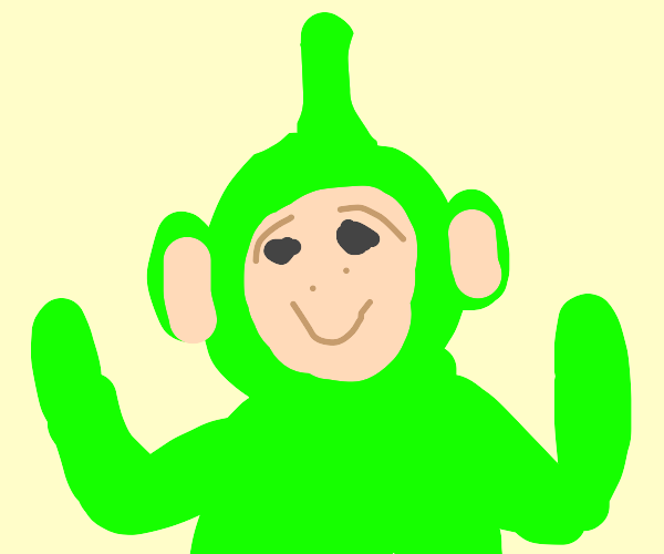 dipsy the teletubby