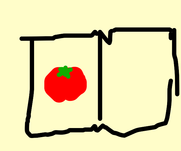 book of tomatoes