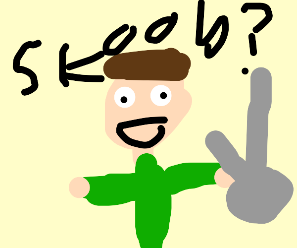 Shaggy takes drugs