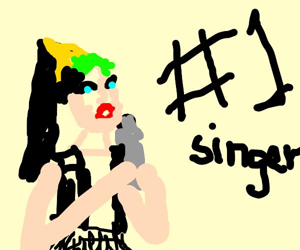 Most Popular Singer
