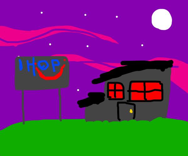 Gothic Horror IHOP