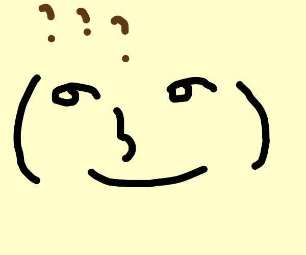 Thinking Lennyface