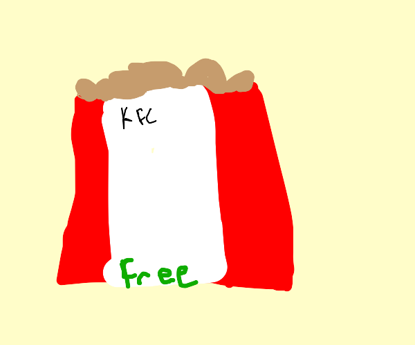 free kfc :)))))))