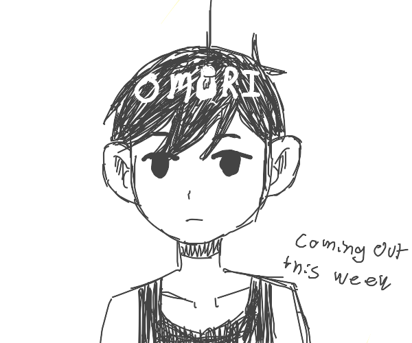OMORI is coming out in a week!