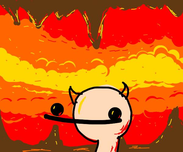 Litterally hell