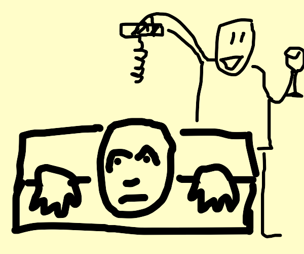 Phycopath killing someone