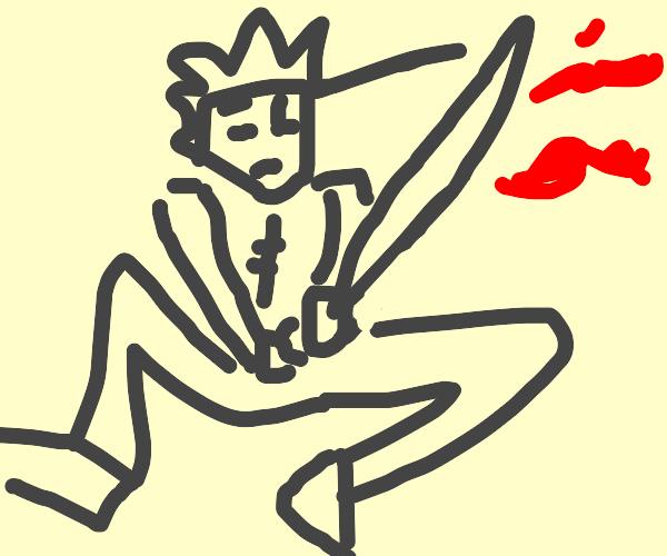 Kokichi ouma (drv3)