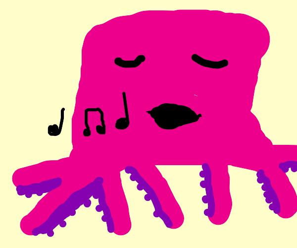 singing squid