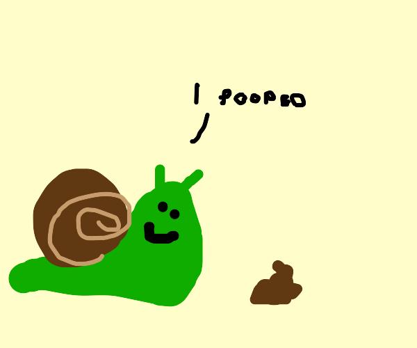 awkward snail