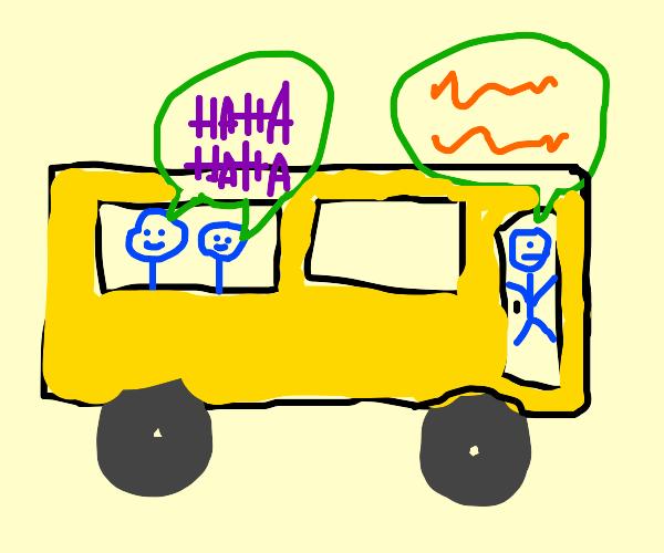 Hilarious Bus Driver