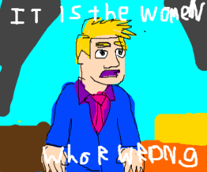 An accurate representation of a normal incel