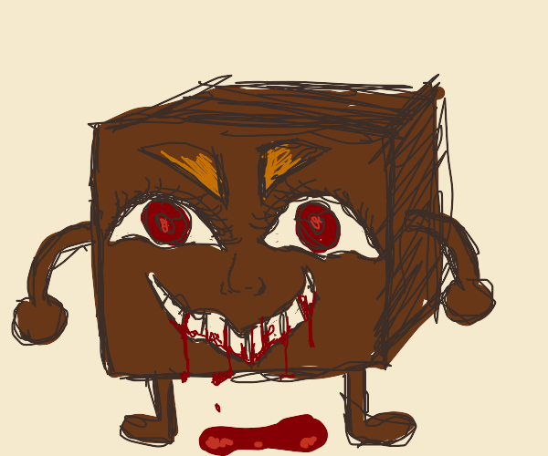 Cube monster