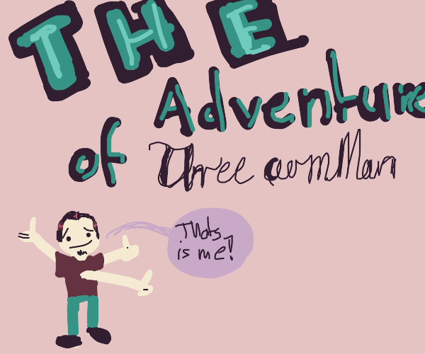 Three Arm Man