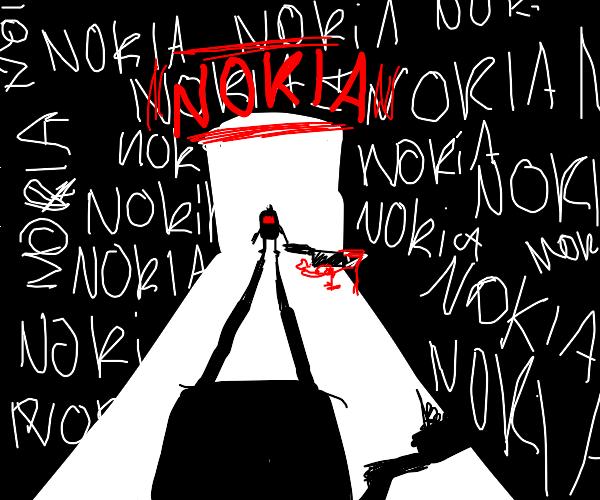 NOKIA phone can make you insane and kill you