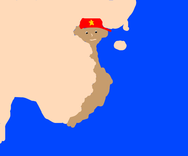 Vietnam as a person