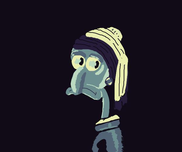 Ghetto squidward