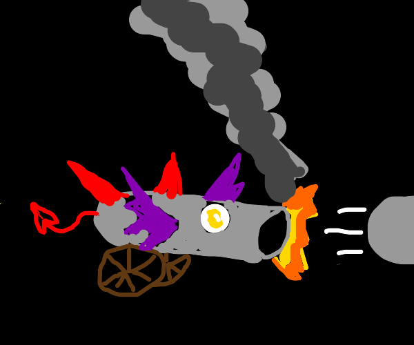 Cannon Devil