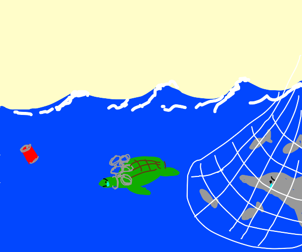 the actual state of the oceans