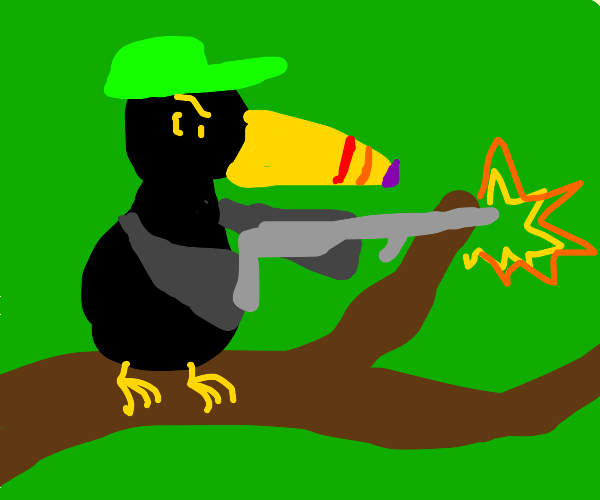 Army Toucan
