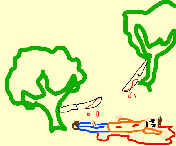 2 Broccoli Murderers