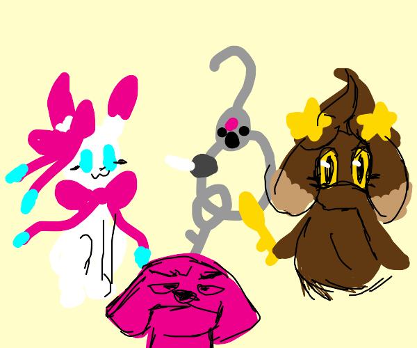 fairy pokemon