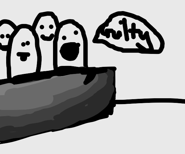 ghostly jury