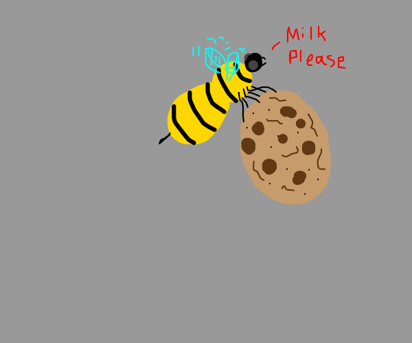 If you give a Bee a cookie..