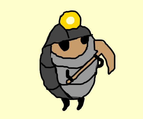 Myla the Miner Bug