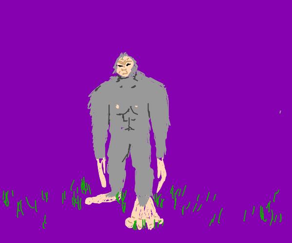 Mega Bigfoot