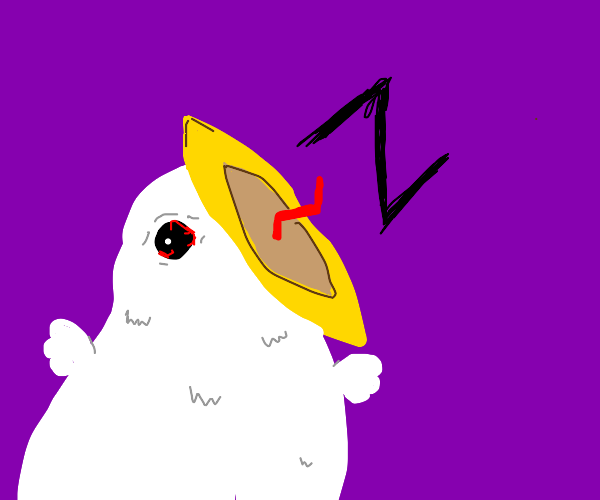 "bird screams ""z"""