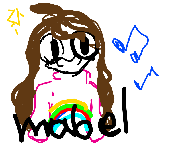 Gravity Falls girl sings