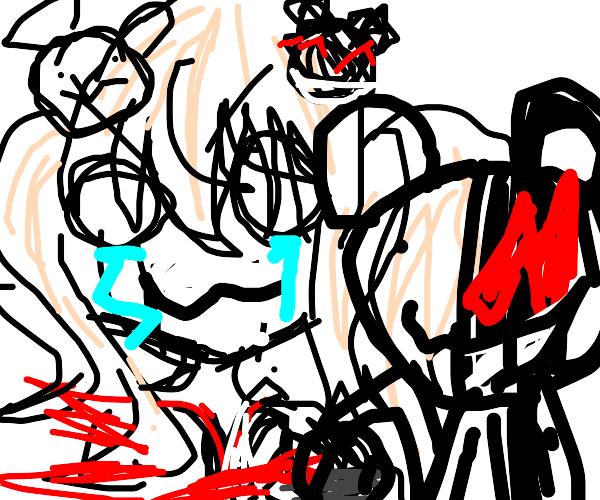 Monokuma overrating himself