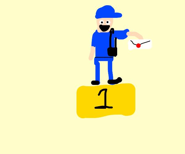 #1 Mailman