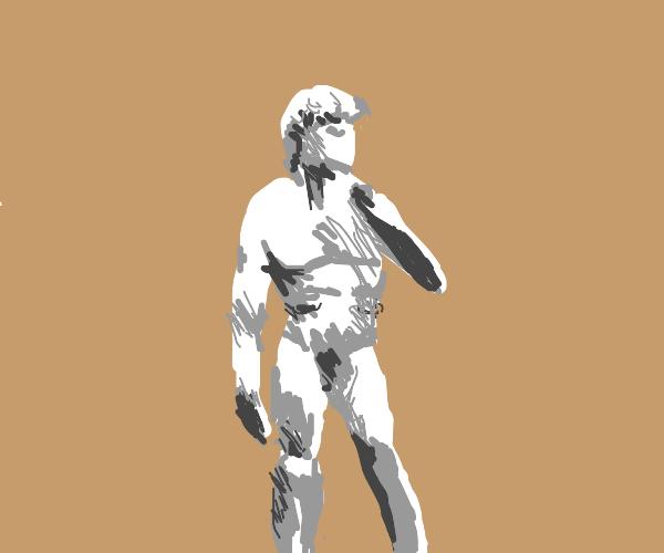 david (micheal angelo)