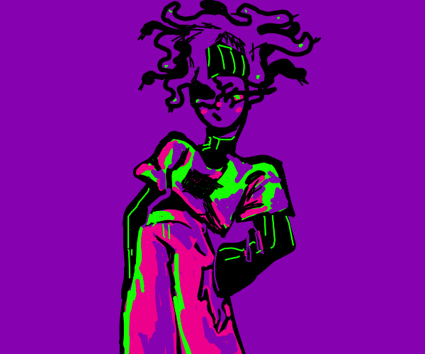E-Girl Medusa