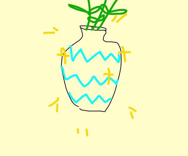 Sparkling Vase