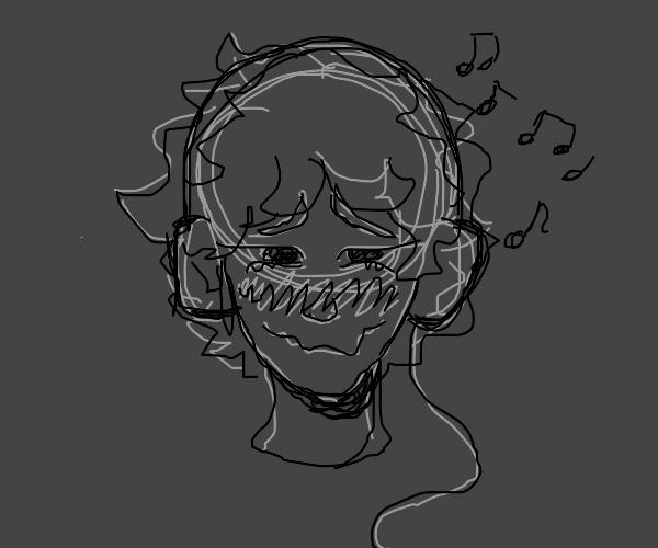 Man LOVES music