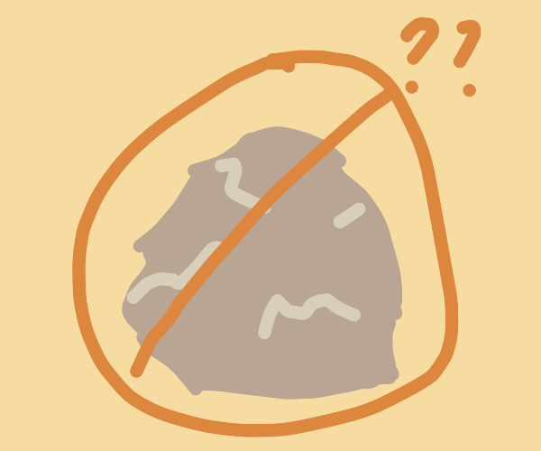 Sedimentary rock technically not the prompt