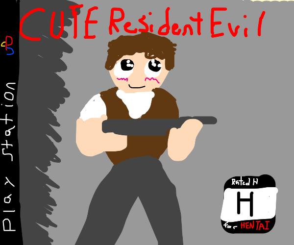 Cute Resident Evil
