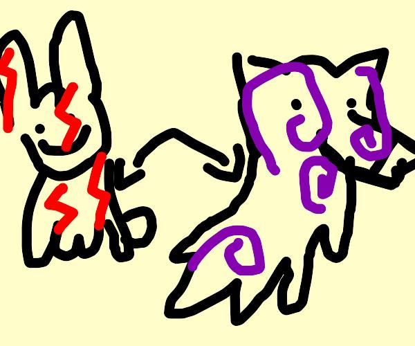 Animal jam body swap