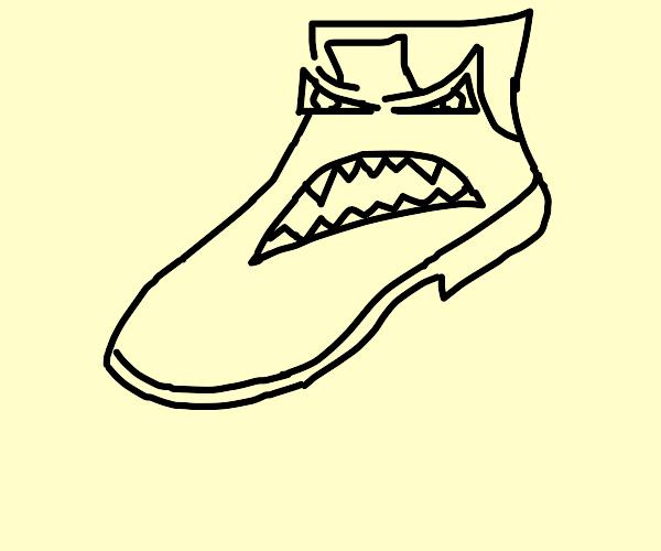 Evil Shoe