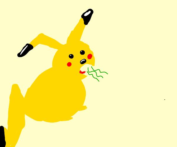 Pikachu needs a mint