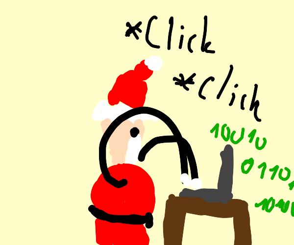 Santa Coding